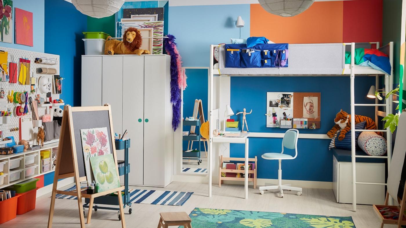 Organizovanje dečije sobe